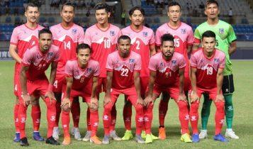 नेपालले विश्वकप छनोटका बाँकी खेल कुवेतमा खेल्ने