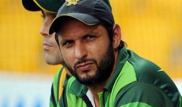 पाकिस्तानी क्रिकेट टिमका पूर्वकप्तान शाहिद अफ्रिदीलाई कोरोना