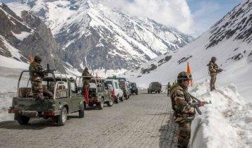 चिनियाँ सेनासँगको झडपमा २० जना भारतीय सैनिक मारिए