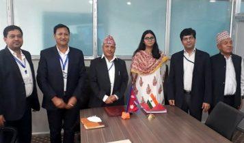 विद्यालय पुनर्निर्माणमा भारतको ३ अर्ब सहयोग