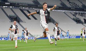 इटालियन सिरी एः रोनाल्डोको दुई गोलमा युभेन्टसको जीत
