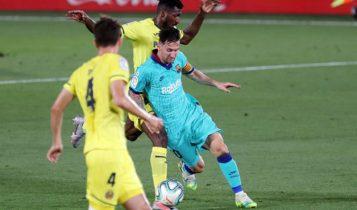 भिल्लारियलविरुद्ध बार्सिलोनाको सहज जीत