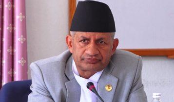 मुलुकलाई अन्योलमा राख्दैनौं, प्रधानमन्त्रीको राजीनामाबारे परामर्श हुँदैछः ज्ञवाली