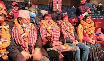 महासंघको वरिष्ठ उपाध्यक्षमा चन्द्रप्रसाद ढकाल विजयी