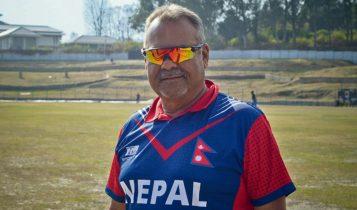 नेपाली क्रिकेट टिमको मुख्य प्रशिक्षकमा डेभ वाट्मोर नियुक्त