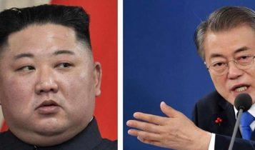 'शत्रु' भन्दै उत्तर कोरियाले दक्षिणसँगको सञ्चार सम्पर्क गर्यो बन्द