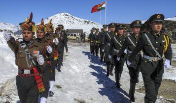 भारत र चीनबीच फेरि सिक्किम क्षेत्रमा झडप, चार भारतीय र २० चिनियाँ सैनिक घाइते