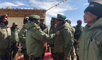 एलएसीमा चीनसँग मुकाबिला गर्न भारतीय सेना तयार छः विपिन रावत