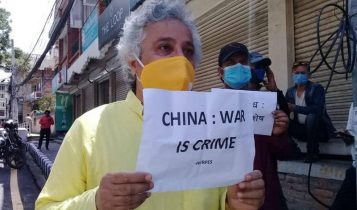 'युद्ध अपराध' गरेको भन्दै चीनविरुद्ध उत्रिए मानवअधिकारकर्मी पहाडी