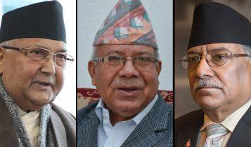 नेकपा विवाद मिलाउन चिनियाँ कसरत, तीन सदस्यीय टोली काठमाडौंमा