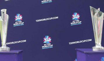 कोरोना महामारीको कारण एक वर्ष पछि सर्यो विश्वकप टी-२० क्रिकेट
