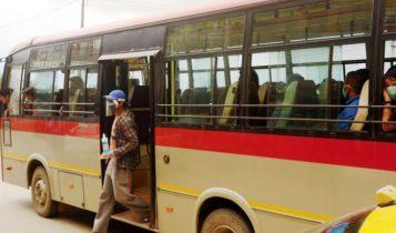 सार्वजनिक गाडीले सबै सिटमा यात्रु चढाउन पाउने, पुरानै भाडा रकम लिनुपर्ने