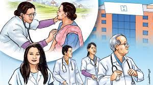 बैतडीमा महिला स्वास्थ्यकर्मी कुटिए, कुटपिट गर्ने युवक फरार