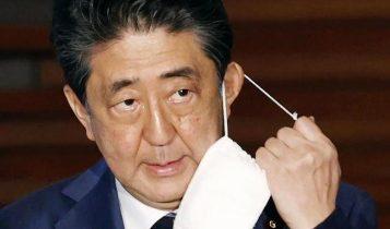 जापानी प्रधानमन्त्री सिन्जो आवेद्धारा पदबाट राजीनामा