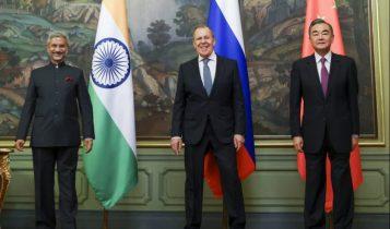 सीमा क्षेत्रमा तनाव कम गर्न भारत र चीनबीच पाँच बुँदे सहमति