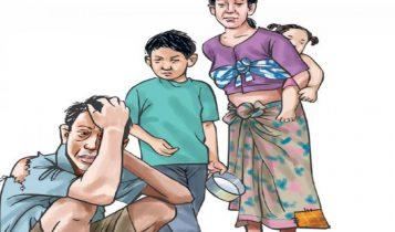 भोकमरीको सूचीमा नेपाल ७३ औं स्थानमा