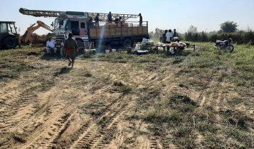समृद्ध तराई-मधेस आयोजना अन्तर्गत सांसाद दर्लामीको निर्वाचन क्षेत्रका कृषकहरुले डिप बोरिङ पाउने