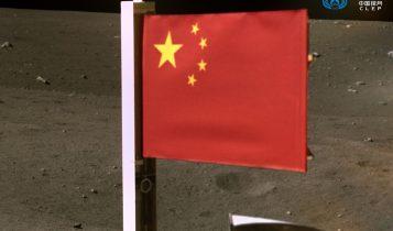 चन्द्रमामा झन्डा गाड्ने दोस्रो सफल देश बन्यो चीन