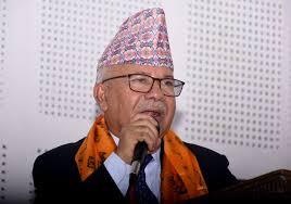 ओलीको अर्को नाम झुट, अहंकार र घमण्ड होः नेकपा अध्यक्ष नेपाल