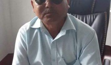मेचीनगर-७ का वडाध्यक्ष चन्दन मेचेको कोरोनाबाट मृत्यु