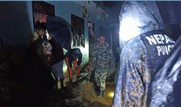 मध्यराति पहिरोले घर पुरिंदा गुल्मीमा तीन दिदी–बहिनीको मृत्यु